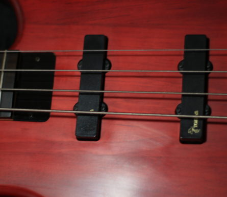 Tobias RED 4 String Bass