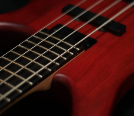 Tobias RED 4 String Bass